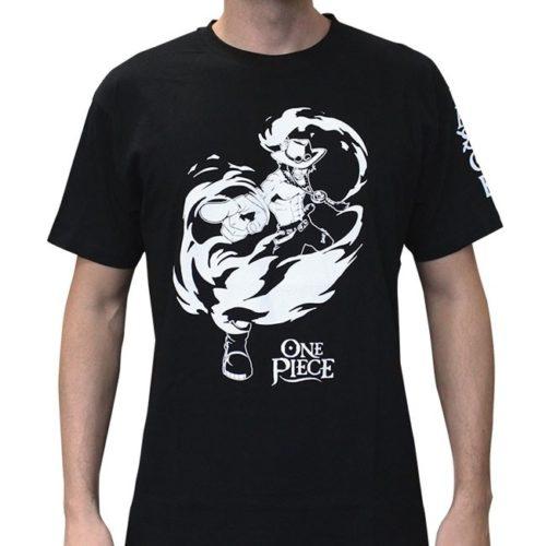 T-Shirt di Portgas Ace One Piece