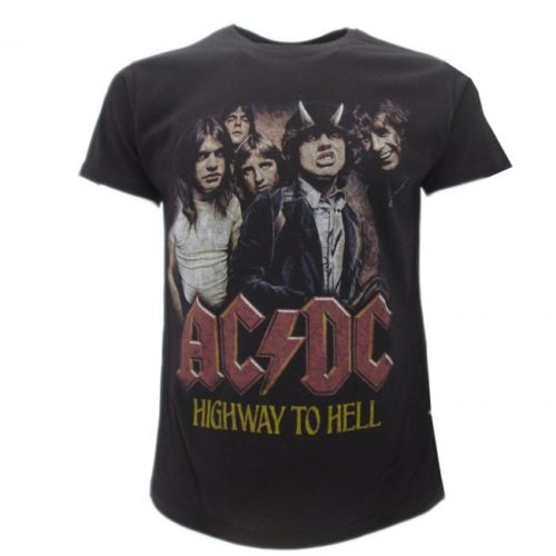 T Shirt AC DC Higway To Hell