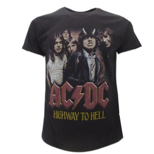 T Shirt AC DC Higway To Hell