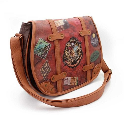 Borsa Harry Potter grande Railway Vintage