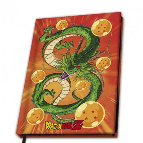 Notebook A5 Shenron Dragonball Z