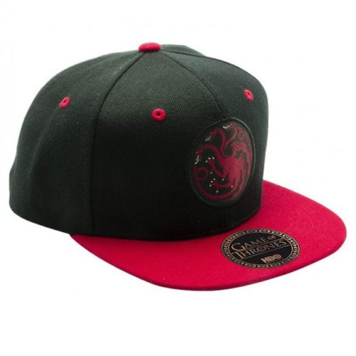 cappello con visiera Targaryen Game of Thrones