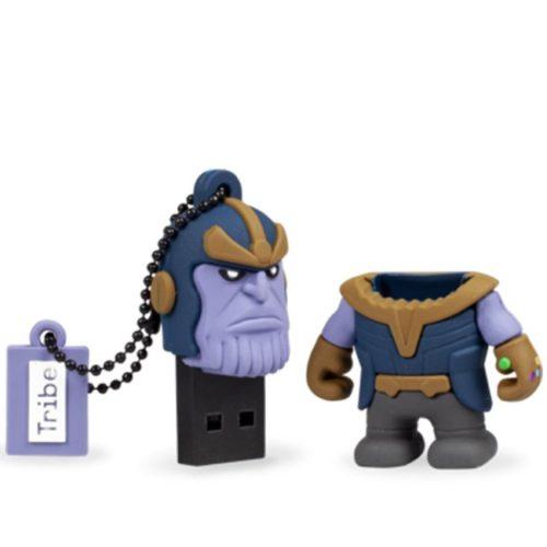 penna usb Thanos Marvel aperta