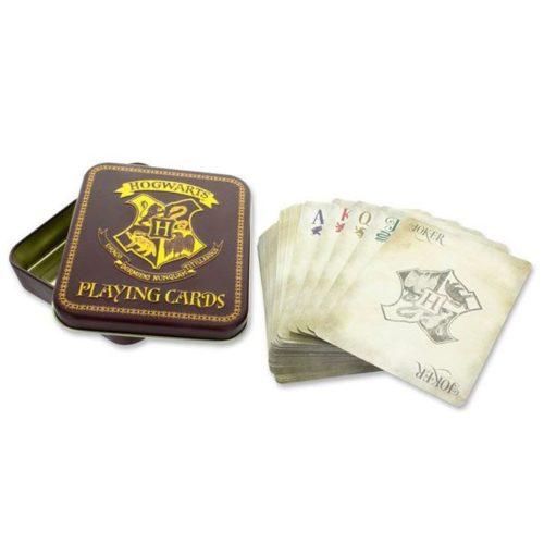 Carte da gioco di Hogwarts Harry Potter