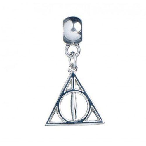 Charm Pendente Doni della Morte Harry Potter