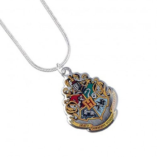 Collana con pendente di Hogwarts Harry Potter