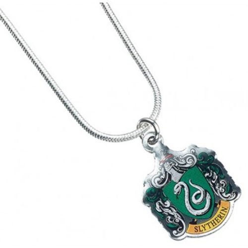 Collana con pendente di Serpeverde Harry Potter