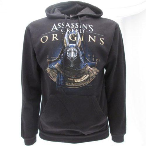 Felpa con cappuccio Assassin Creed Origin Faraone