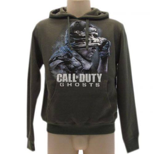 Felpa con cappuccio Call of Duty Militare