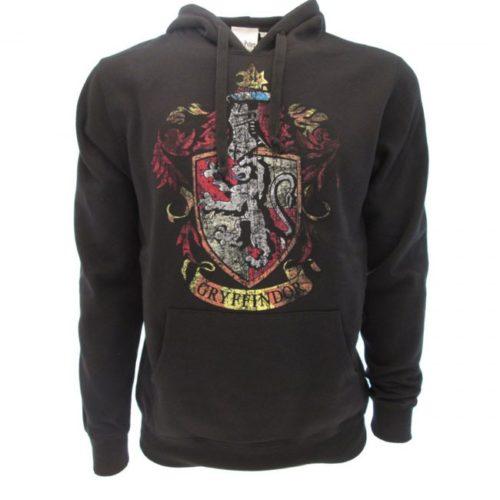 Felpa con cappuccio Harry Potter Grifondoro