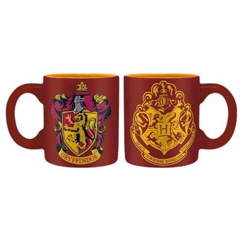 Gift Box Harry Potter tazzine da caffè Grifondoro