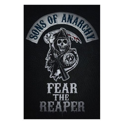 Poster di Sons of Anarchy fear the raper