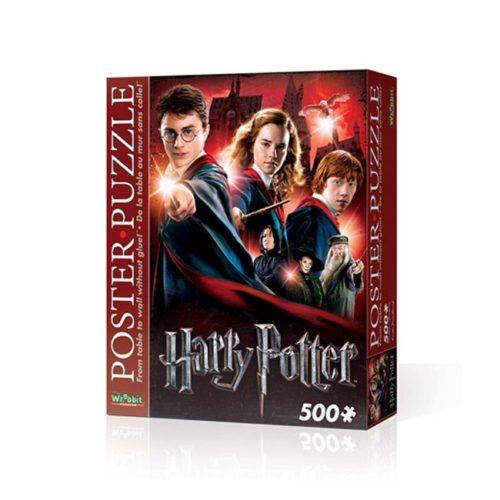 Puzzle di Harry Hermione Ron Harry Potter