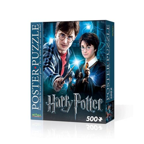 Puzzle di Harry Potter