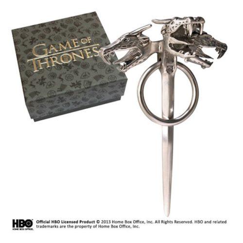 Spilla Daenerys Targaryen Game of Thrones