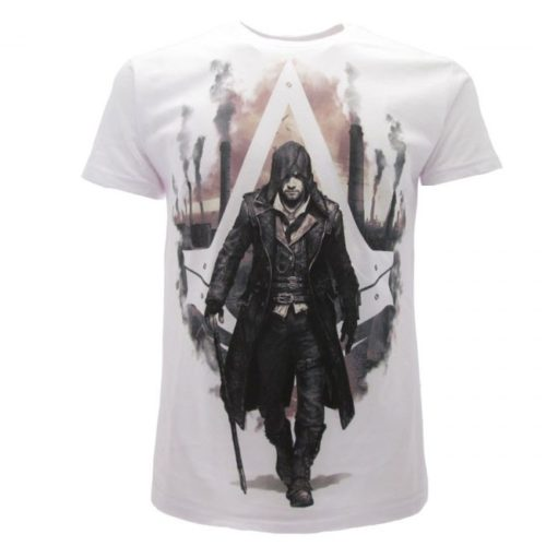 T-Shirt Assassin Creed Bianca