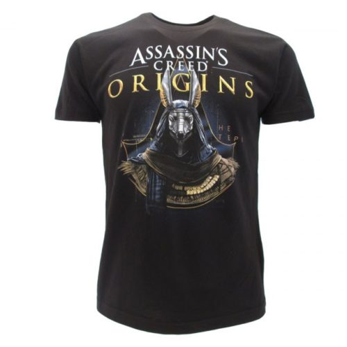 T-Shirt Assassin Creed Origin Anubis