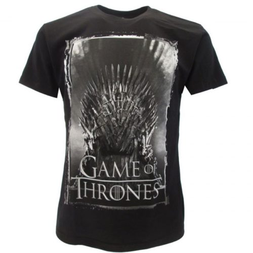 T-Shirt Game of Thrones Trono di Spade
