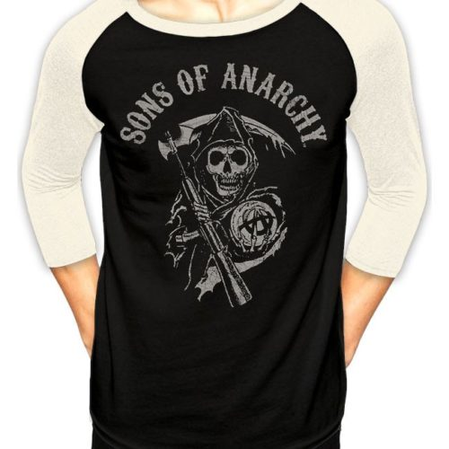 T-shirt manica lunga Sons of Anarchy