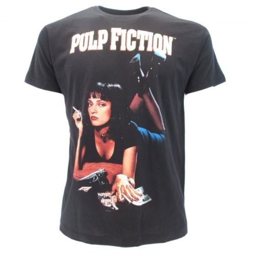 T-Shirt Pulp Fiction Mia Wallace