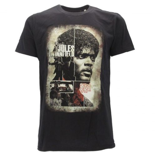 T-Shirt Pulp Fiction Jules Winnifield e Vincent Vega