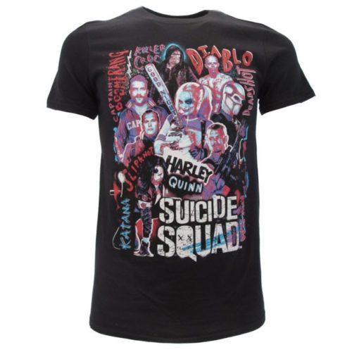 T-Shirt Suicide Squad