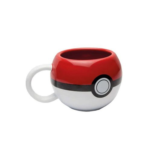 Tazza 3D Pokeball Pokemon