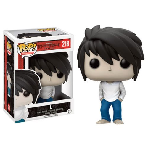 Funko Pop L Death Note 218