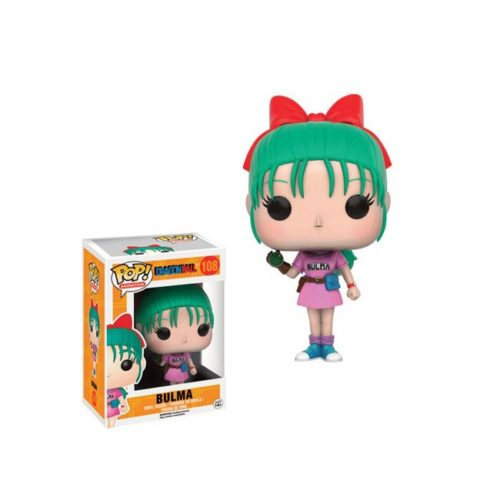 Funko Pop Bulma Dragon Ball 108