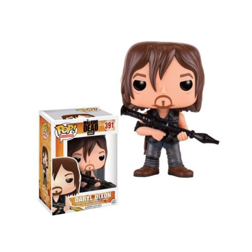 Funko Pop Daryl Dixon The Walking Dead 391