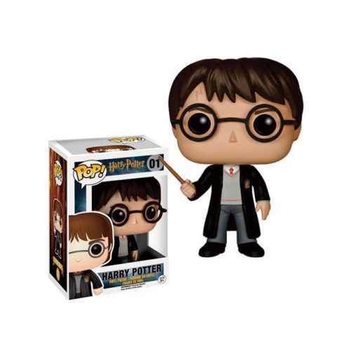 FFunko Pop Harry Potter 01
