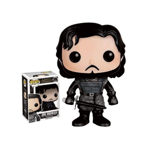 Funko Pop Jon Snow Training Gear Game of Thrones 28