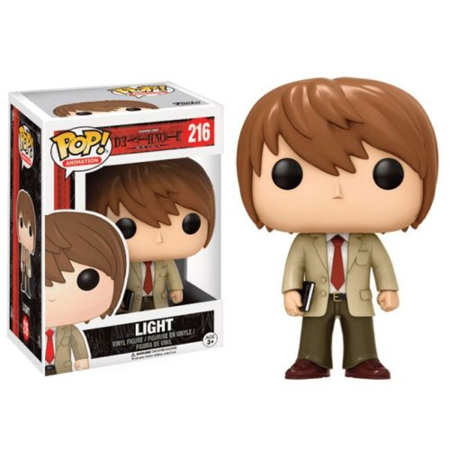 Funko Pop Light Yagami Death Note 216