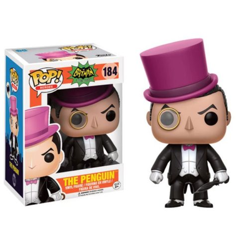 Funko Pop Pinguino Batman 184