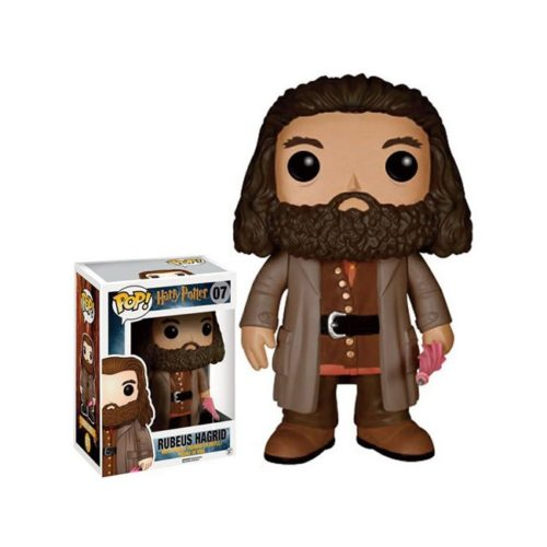 Funko Pop Rebeus Hagrid Harry Potter 07