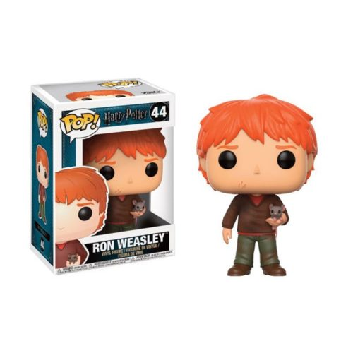 Funko Pop Ron Weasley con Crosta Harry Potter 44