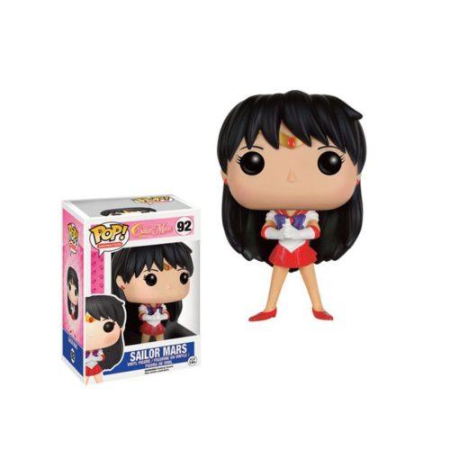 Funko Pop Sailor Mars Sailor Moon 92
