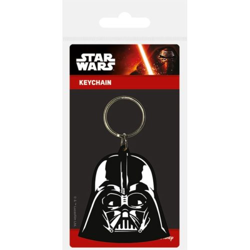 Portachiavi Darth Vader Star Wars in gomma