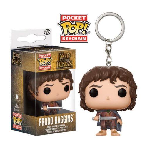 Portachiavi Funko Poket Frodo Il Signore degli Anelli