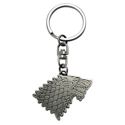 Portachiavi Game of Thrones Stark