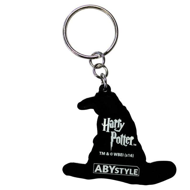 Portachiavi Harry Potter Cappello Parlante in gomma - Mitico 68e715310bb0
