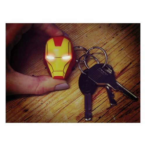 Portachiavi Marvel Iron Man Luminoso