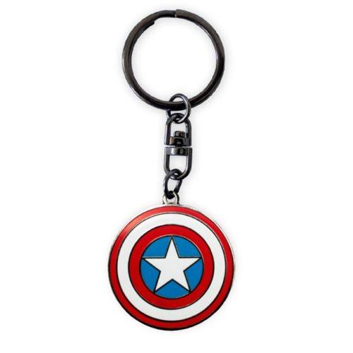 Portachiavi Marvel Scudo Capitan America