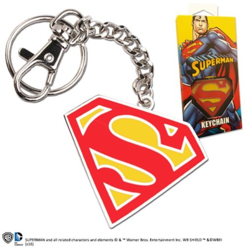 Portachiavi Superman Noble Collection