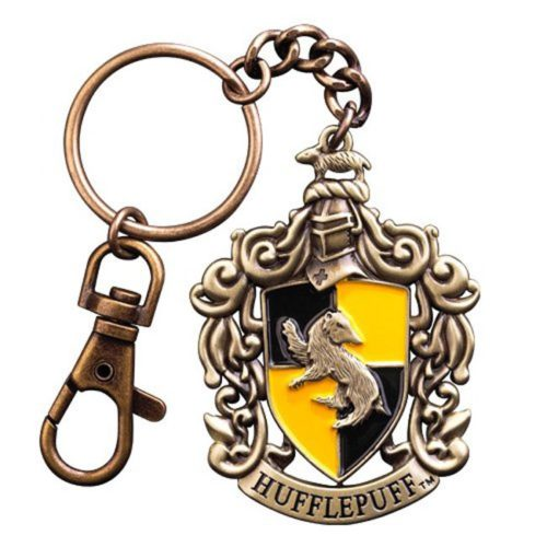 Portachiavi Tassorosso Harry Potter Noble Collection