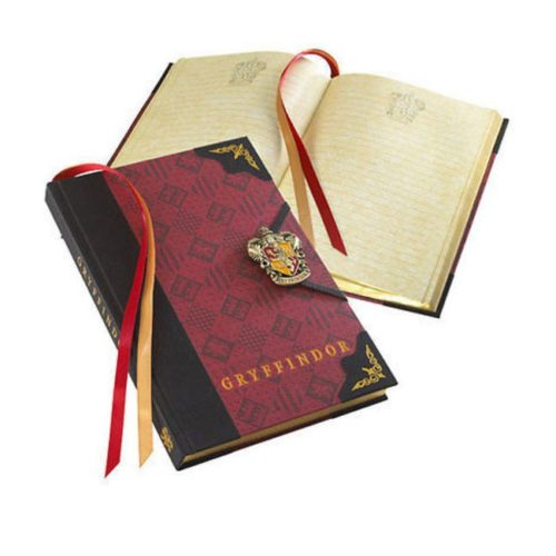 Block Notes Gryffindor Harry Potter