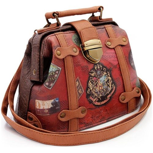 Borsa Bauletto Harry Potter Railway Vintage