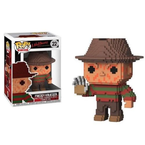 Funko Pop 8Bit Freddy Krueger Nightmare 22