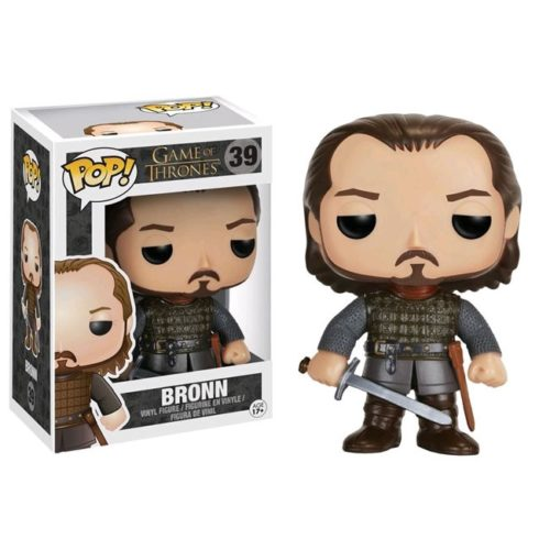 Funko Pop Bronn Game of Thrones 39