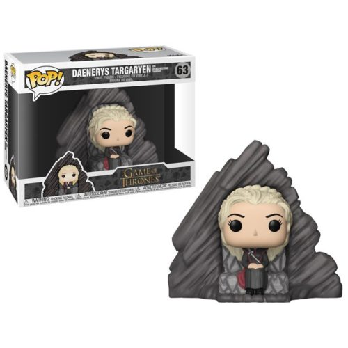Funko Pop Daenerys Targaryen Game of Thrones 63